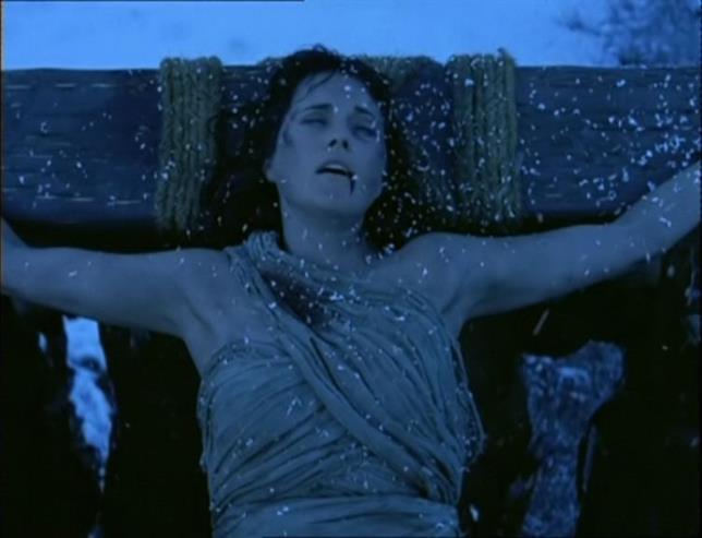 Xena crocifissa, muore nella quarta stagione