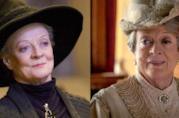 Still di Maggie Smith da Downton Abbey e Harry Potter