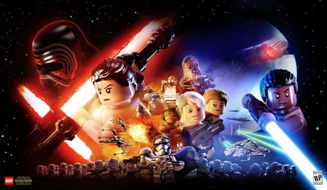 LEGO Star Wars: Il Risveglio della Forza in uscita il 28 giugno