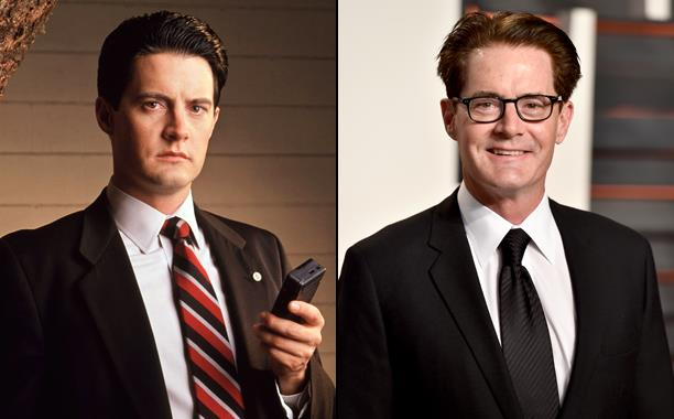 L'attore kyle maclachlan