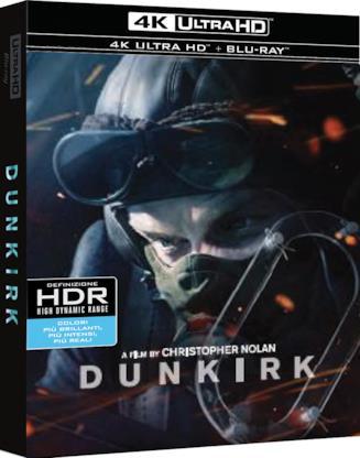 Dunkirk in formato 4K