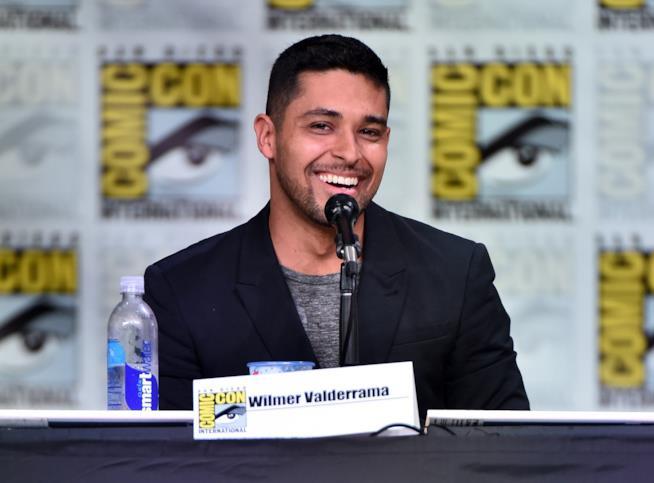 Wilmer Valderrama al San Diego Comic-Con 2016