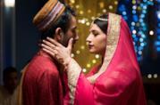 Phaim e Asia in una immagine del film Bangla