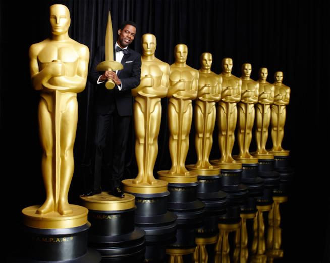 Chris Rock presenterà gli Oscar 2016