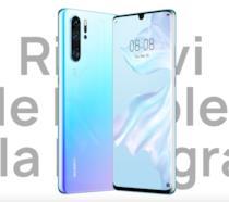 Immagine promozionale di Huawei P30 Pro