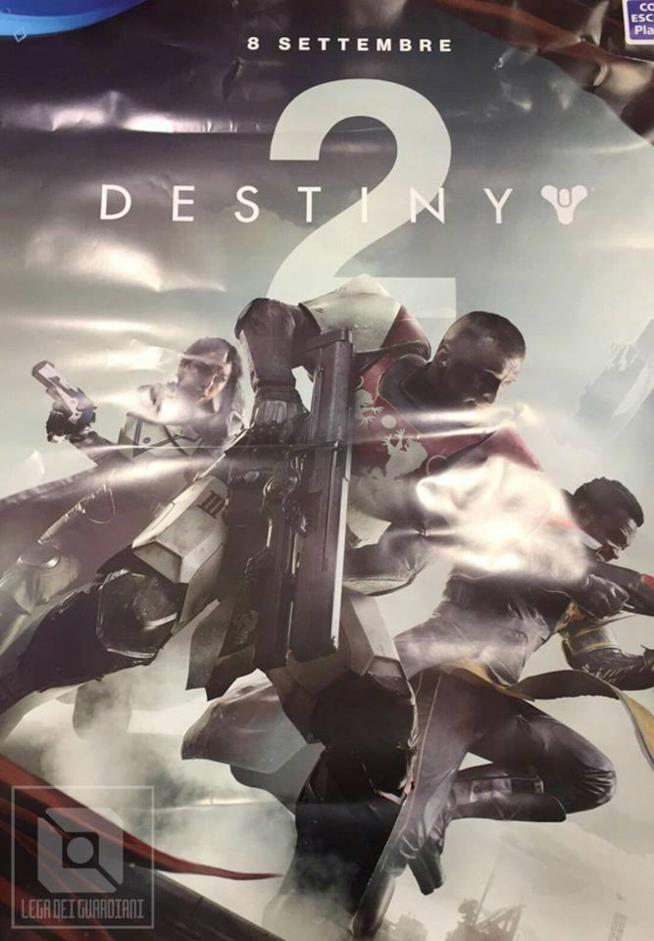 Destiny 2 in uscita su PS4 e Xbox One