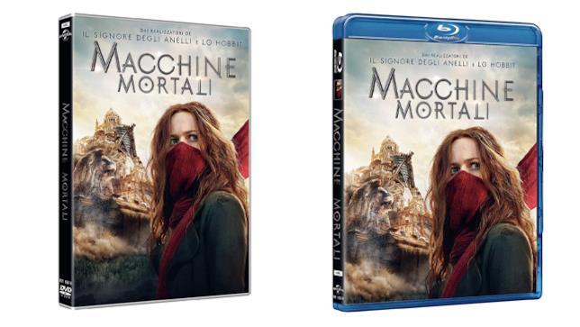 Macchine Mortali - Home Video - DVD e Blu-ray