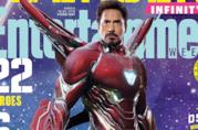 Avengers: Infinity War, le incredibili cover di Entertainment Weekly