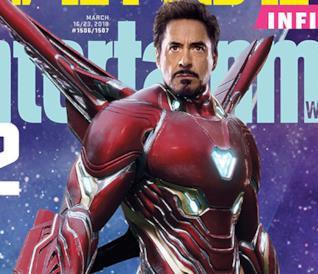 Avengers: Infinity War, le incredibili cover di Entertainment Weekly