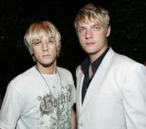 Aaron e Nick Carter