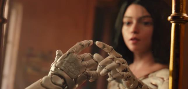 Alita: Angelo della battaglia immagine dal film
