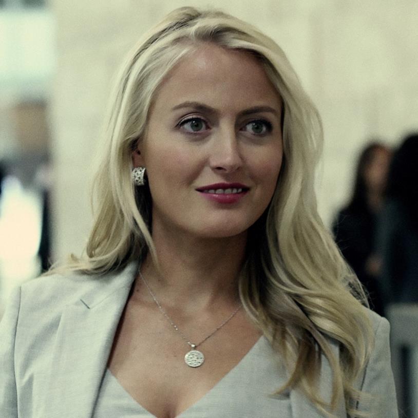 Amy Rutberg nei panni di Marci Stahl in Marvel's Daredevil