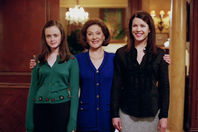 Le donne Gilmore di Una Mamma per Amica
