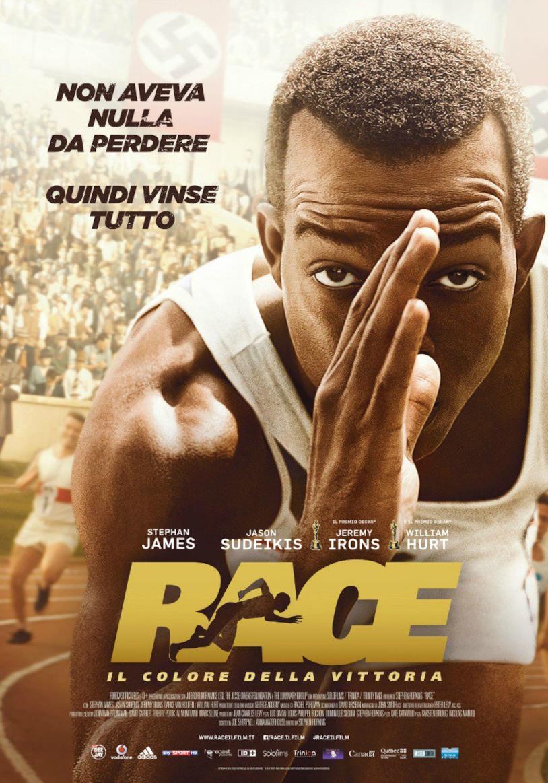 Il poster di Race: Il colore della vittoria