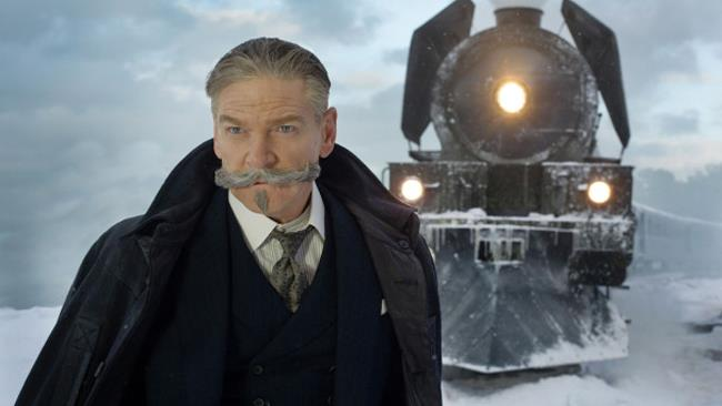 Kenneth Branagh in Assassinio sull'Orient Express