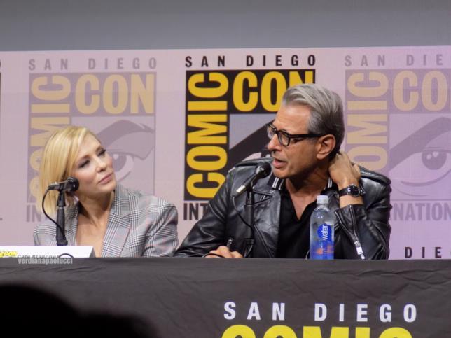 SDCC 2017, Cate Blanchett e Jeff Goldblum al panel dei Marvel Studios