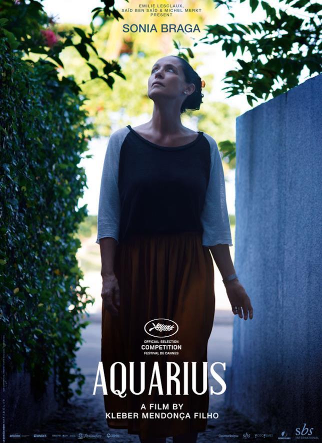 Sonia Braga torna al cinema con Aquarius