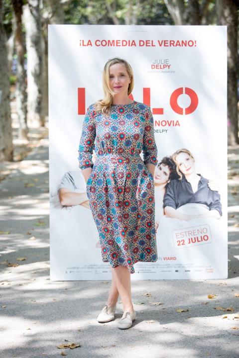 Julie Delpy, regista di Lolo - Giù le mani da mia madre