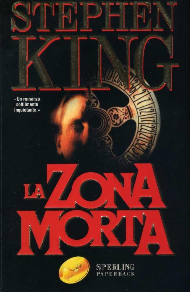 La copertina de La Zona Morta
