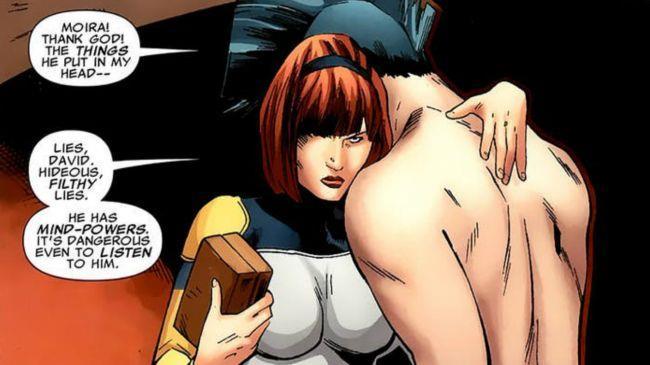 Legion: l'ex fiamma di Charles Xavier nell'universo Marvel, Moira Kinross