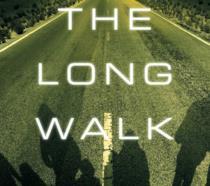 dettaglio copertina The Long Walk