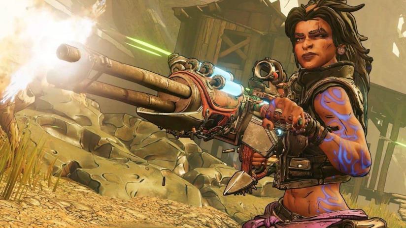 Amara è uno dei personaggi giocabili di Borderlands 3