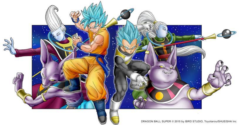 Dragon Ball Super Toyotaro disegno