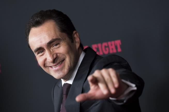 L'attore Demian Bichir