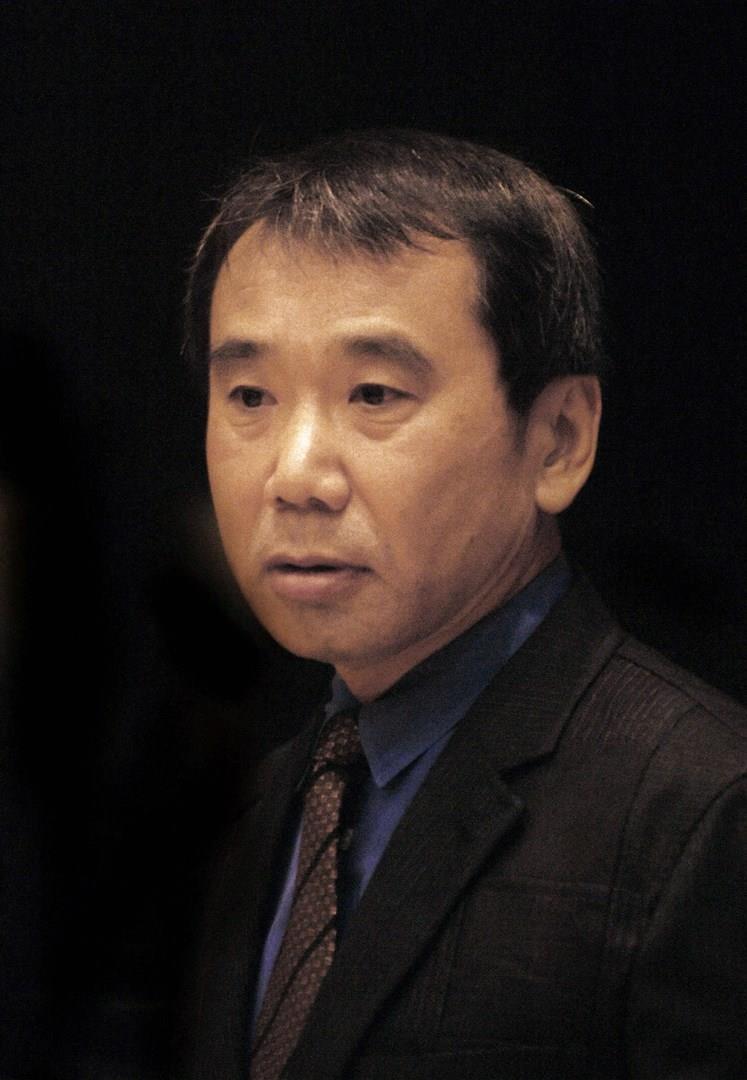 L'autore Haruki Murakami