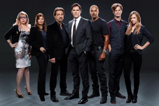 cast criminal minds