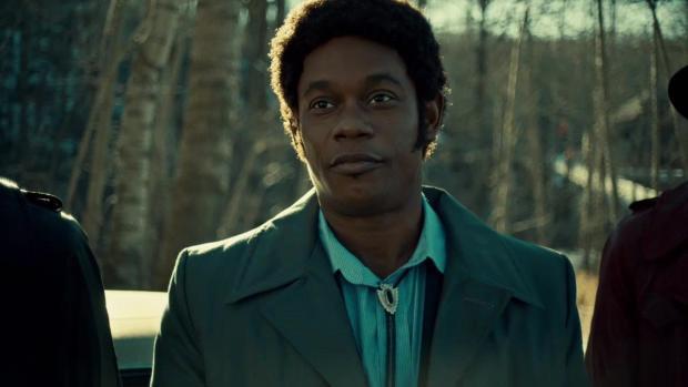 Bokeem Woodbine in una scena della seconda stagione di Fargo