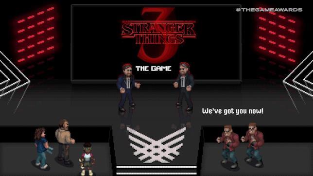 Anche i Duffer Brothers sono presenti nel trailer di Stranger Things 3 the Game