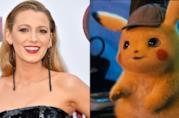 Blake Lively e Pikachu