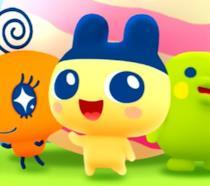 I colorati Tamagotchi di My Tamagotchi Forever