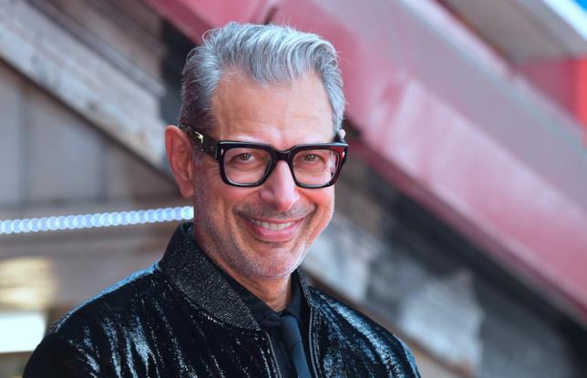 Lo sguardo di Jeff Goldblum, oggi come 25 anni fa!