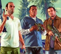 Un concept art di Grand Theft Auto V