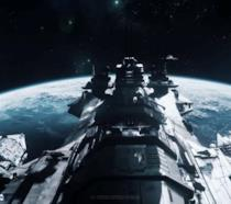 Una sequenza di Star Citizen