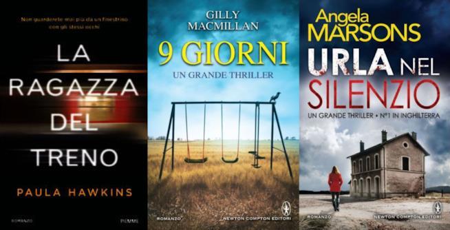 10 romanzi fra giallo thriller e noir brividi tutti da