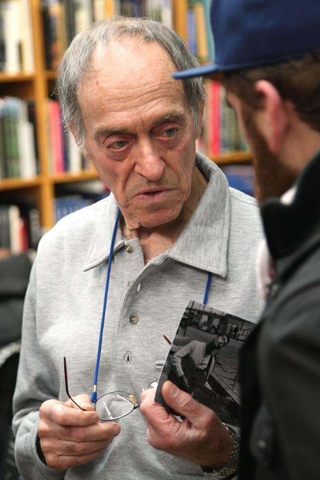 Paul Fusco, uno dei creatori della serie Alf