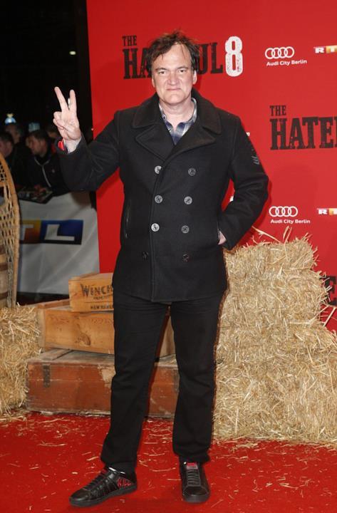 Quentin Tarantino presenta a Berlino The Hateful Eight