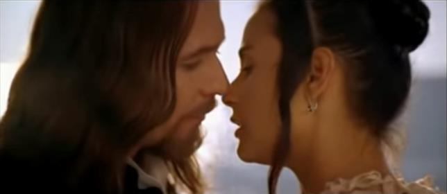 Un quasi bacio ne La lettera scarlatta