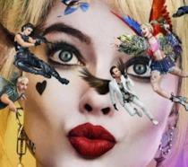 Harley Quinn nel poster di Birds of Prey