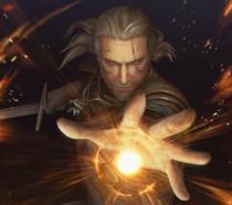 La carta di Geralt nel Gwent