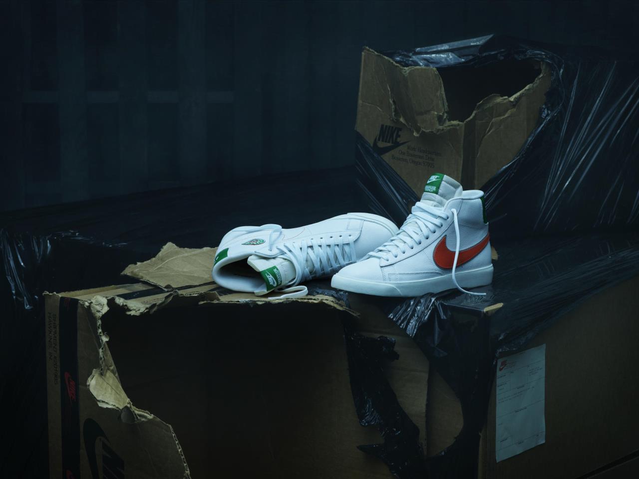Il modello Blazer Mid di Nike dedicato a Stranger Things