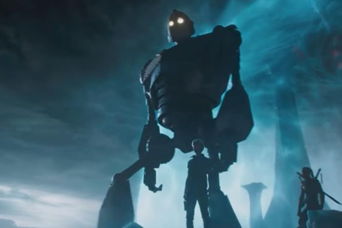Il Gigante di ferro e Link di Zelda appaiono nel trailer di Ready Player One