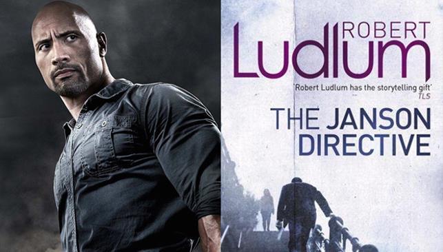 Dwayne Johnson protagonista del fllm tratto dal libro di Ludlum