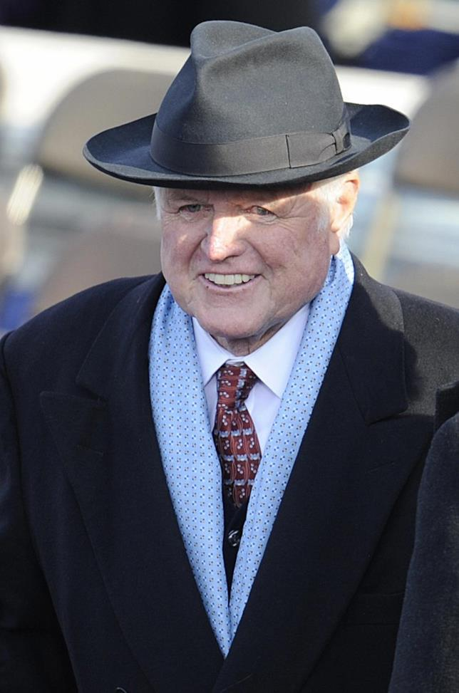 Il Senatore Ted Kennedy