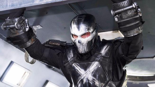 Frank Grillo è Crossbones in Captain America: Civil War