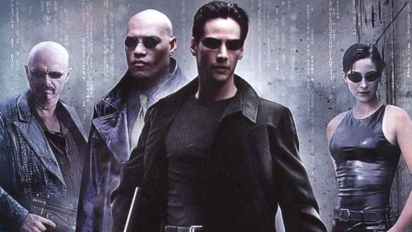 Il poster di Matrix