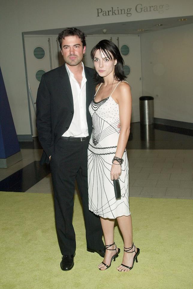 Lisa Sheridan e Ron Livingston